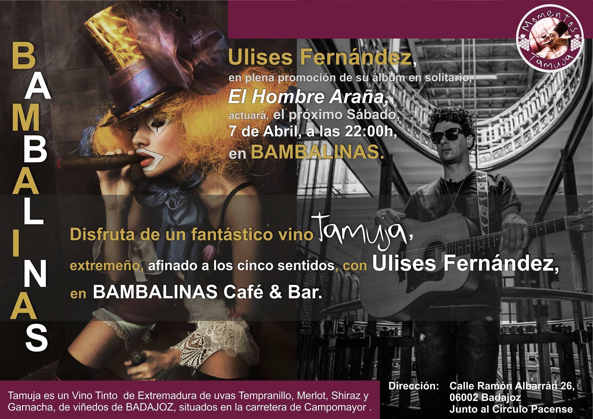 Tamuja-y-ulises-ferandez-en-Bambalinas-cafe-bar